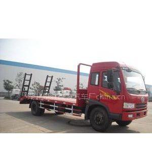 供应解放5120TPB3型平板运输车