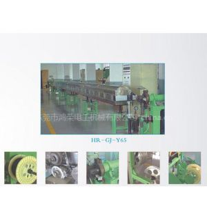 【鸿荣电工】供应【硅胶挤出机、东莞硅胶挤出机】