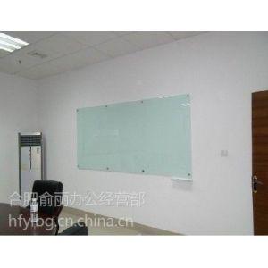 定做钢化玻璃白板 烤漆玻璃出售,尺寸多样