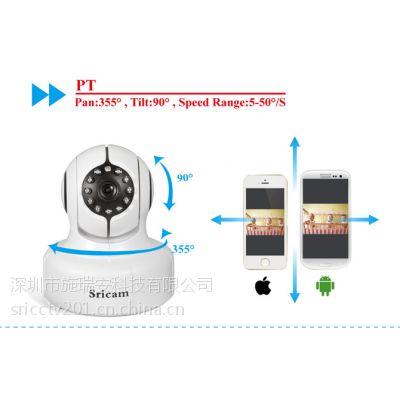 供应施瑞安AP011 P2P即插即用 高清百万网络摄像机