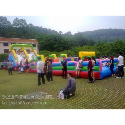 供应南宁北海桂林出租大型趣味运动会气模器材,飞碟,百发百中,动感飞轮