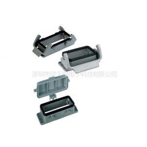 供应哈丁harting热流道连接器插头插座、harting哈丁接头,16针连接器插头