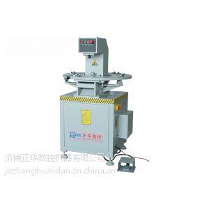 供应济南门窗设备生产厂家/铝型材压力机/压力冲床