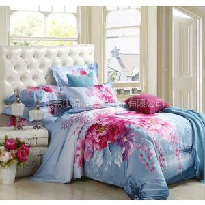 供应床上用品-被单/床单-全棉斜纹面料系列