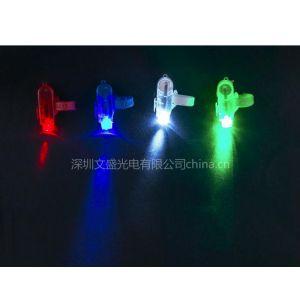 供应发光手指灯,多功能手指灯,戒指灯,电子发光产品