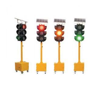 供应太阳能移动红绿信号灯