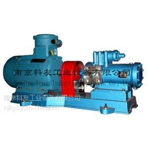 供应3GR42*4AW21船用燃油输送三螺杆泵