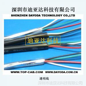 厂家供应各种多芯电子线,电源线规格可制定,欢迎订购