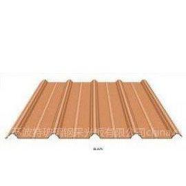 供应耐酸碱防腐板(钢结构屋面防腐瓦)YX25-210-840型