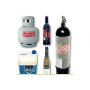 供应家用油瓶 煤气瓶包装网套