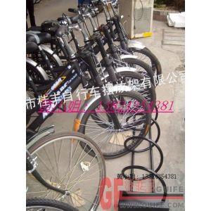 供应供应非机动车摆放架 电动车停放架的人力规划