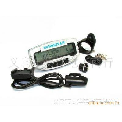 厂家直销供应601自行车码表/单车计步器,自行车配件