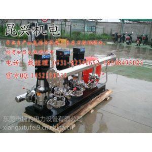 供应江西萍乡变频供水控制器,百闻不如一用,无负压无塔供水设备价格