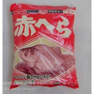 供应永城市金霖鱼饵鱼饵塑料包装袋定做/镀铝塑料袋加工厂