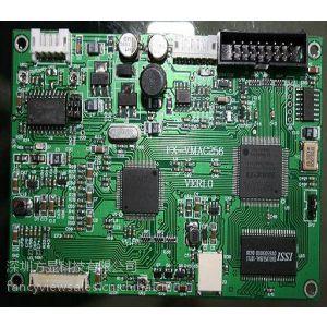 供应供应车用仪表AV字符叠加显示控制板