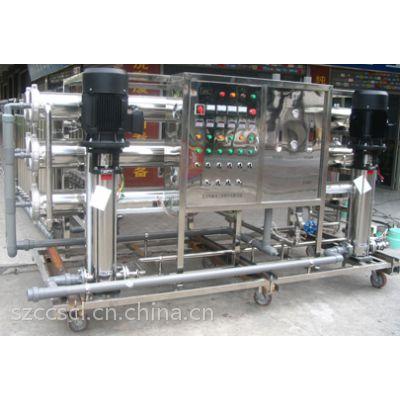 食品厂纯水设备,2014新款出RO反渗透纯水设备,厂家直销纯水设备
