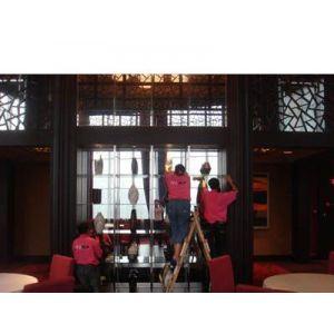 顺德保洁、开荒服务、外墙清洗酒店大堂清洁|清洁员|