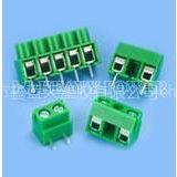 供应深圳代理印刷电路板型端子台(垂直焊针)