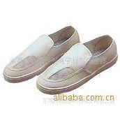 供应防静电双孔网鞋,PVC防静电鞋批发