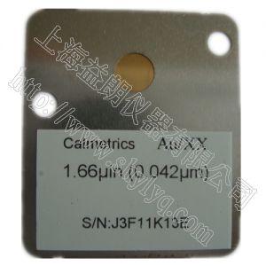 供应美国Calmetrics品牌Cd/xx型镀镉层标准片
