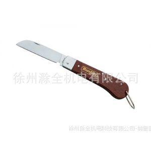供应电工刀 BK-305002 直刃单用 弯刃单用 邦克正品