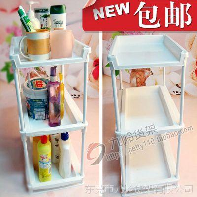 新品上市 厨房卫浴置物架 书房整理架 办公用品桌面收纳架 批发