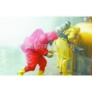 供应新疆伊宁液氨防护服石油抢险演习,油库LNG炼化厂冷藏库全封闭重型防毒服