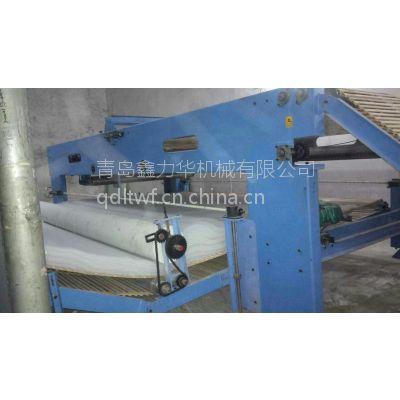 供应鑫力华机械XLHPW交叉铺网机 高速铺网机