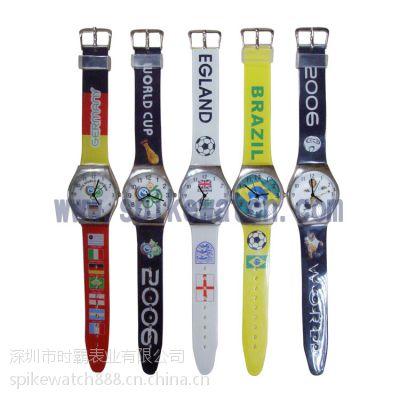 SPIKE新款卡通图案系列swatch款式石英礼品手表