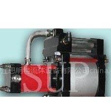 供应气驱气体增压泵 气动增压泵 气动加压泵