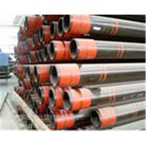 供应天钢j55厚壁石油套管价格&n80大口径薄壁无缝钢管
