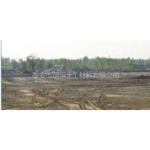 供应泰安瑞恒土工膜|膨润土防水毯|土工布铺设垃圾填埋场防渗系统