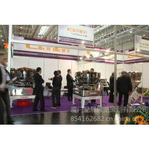 供应2014德国加工与包装机械展interpack2014展会设计装修布展-当地工厂制作