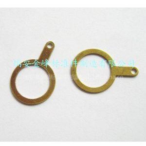 供应铜紧固件 铜冲压件 铜垫圈