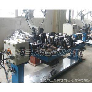 供应Panasonic/松下焊接机器人及自动焊接工装夹具