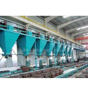 供应粘土砂生产线,粘土砂设备-青岛一铸铸造机械厂