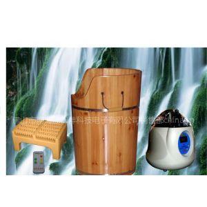 供应炭化杉木中药负离子蒸汽熏蒸桶S-900