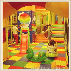 卡迪儿童游乐设备 室内淘气堡 新款游乐玩具