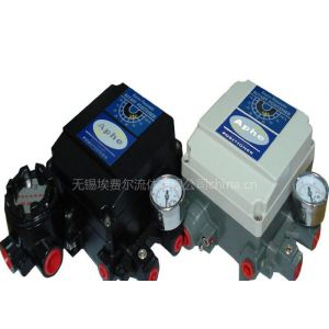 供应放大器型电气控制器器ALP-1000R,YT-1000角行程双作用