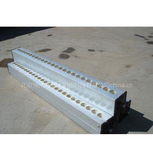 供应太阳能工程联箱 北京太阳能热水集热模块
