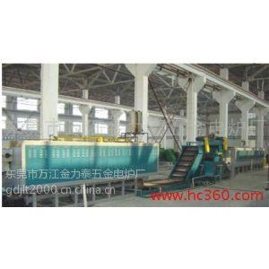 供应马弗式网带炉生产线、渗碳炉生产线、金力泰工业炉