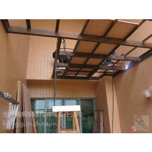 供应诚信服务北京家庭别墅钢结构隔层二层88682836现浇植筋楼板跃层夹层制作施工流程