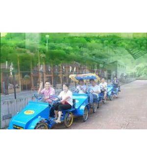 供应森林人多人骑四轮自行车