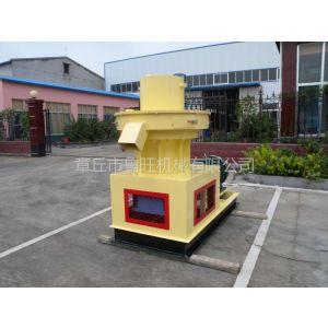 鲁旺机械供应木屑颗粒机