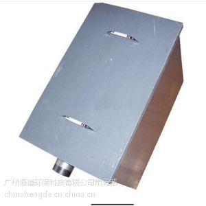 供应玻璃钢简易隔油器