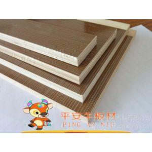 供应平安牛板材 高档进口柳桉芯细木工板生态板衣柜橱柜免漆板
