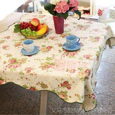 振兴 高级环保法兰绒餐桌布 FE7219