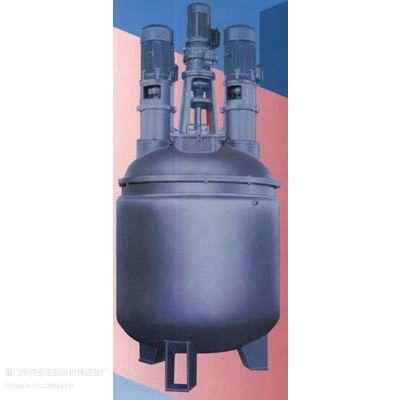 安溪导热油循环加热反应釜,不锈钢反应釜厂家