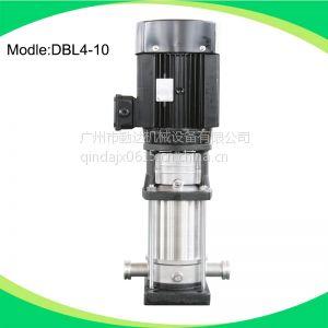供应不锈钢多级离心泵DBL4-10