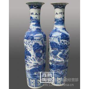 供应庆典礼品陶瓷大花瓶,陶瓷大花瓶,厂家批发价格